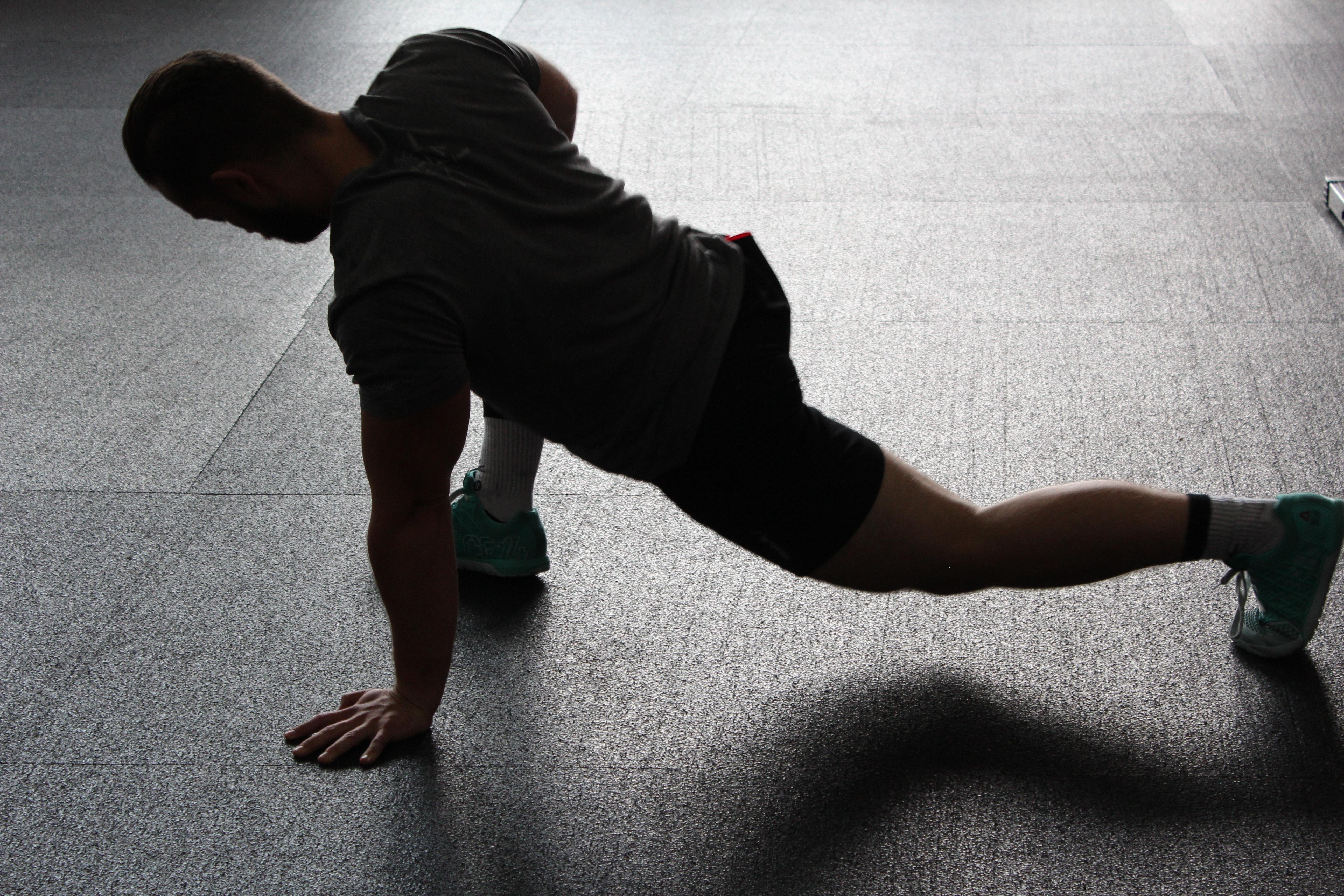 Hip Flexor Exercises for runners
