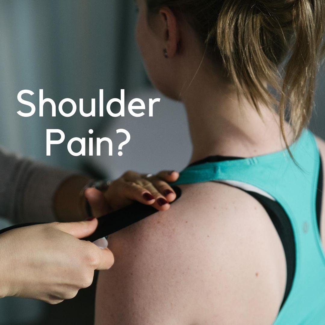 Edmonton shoulder pain