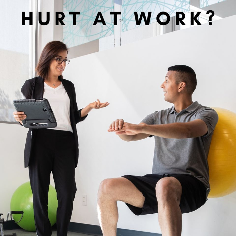 wall sit for backpain